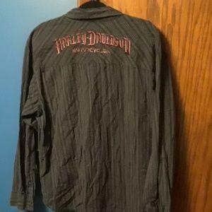 Harley Davison shirt XL